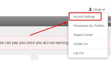 Hubungkan Paypal ke Akun Contributor Shutterstock