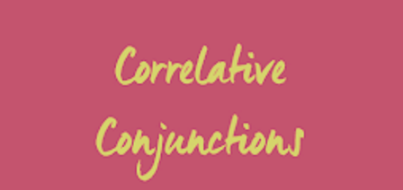 50 Contoh Soal Objective Correlative Conjunctions