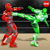 Real Robot fighting games – Robot Ring battle 2019 Apk Download