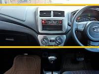 Harga dan Fisik : Dashboard Daihatsu Ayla / Toyota Agya 1.0 & 1.2 2014-2019   55311-BZ580-B01