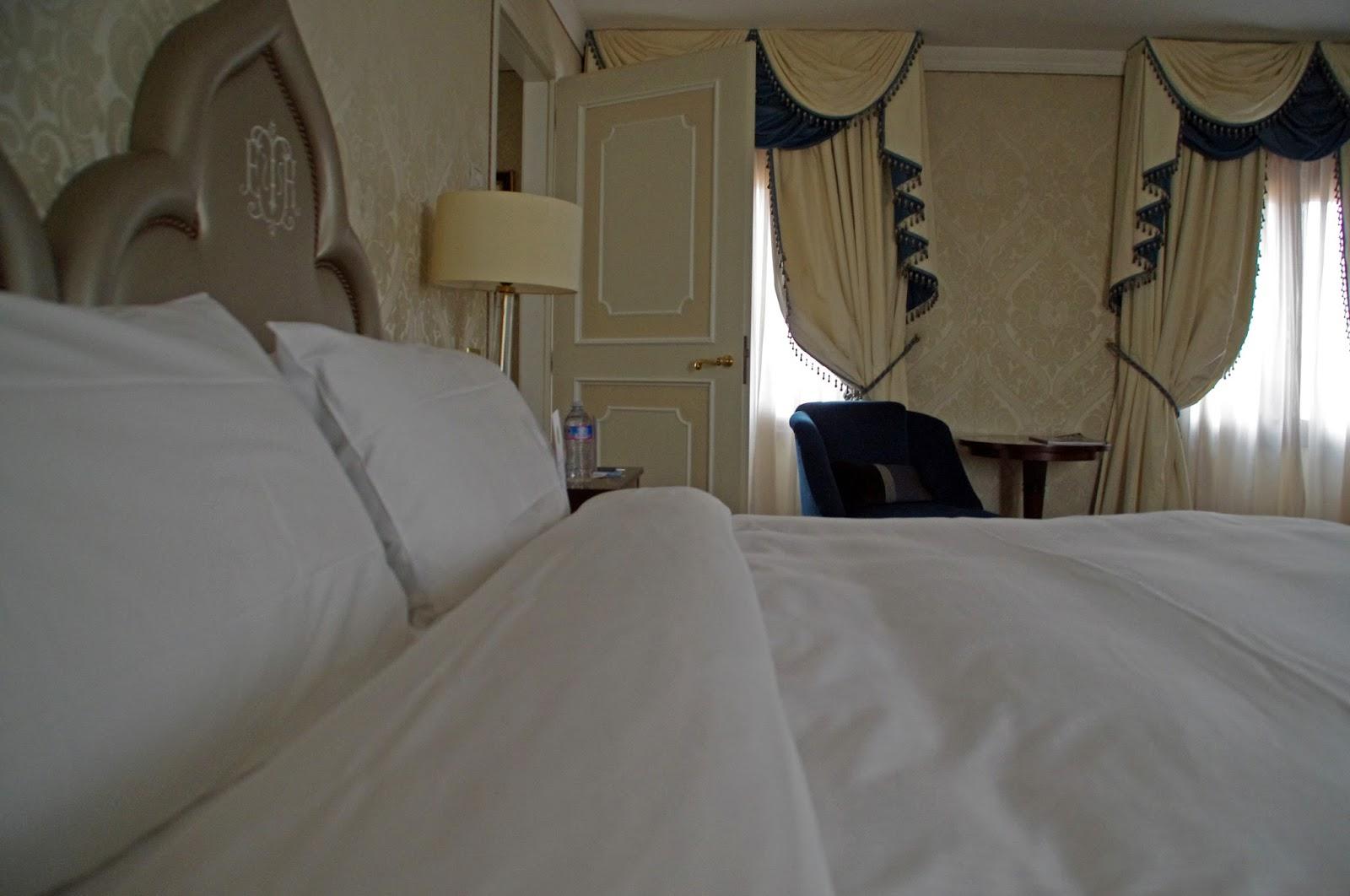 Westin Europa & Regina Venice Bed