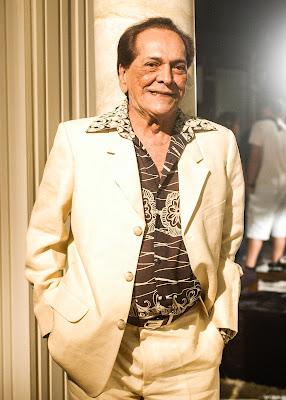 Lúcio Mauro como o personagem Sabiá em 'A Favorita', em dezembro de 2008 — Foto: Ivone Perez/TV Globo