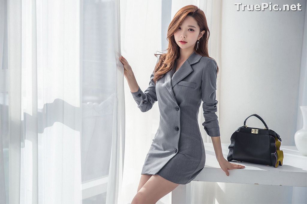Image Korean Beautiful Model – Park Soo Yeon – Fashion Photography #4 - TruePic.net - Picture-4
