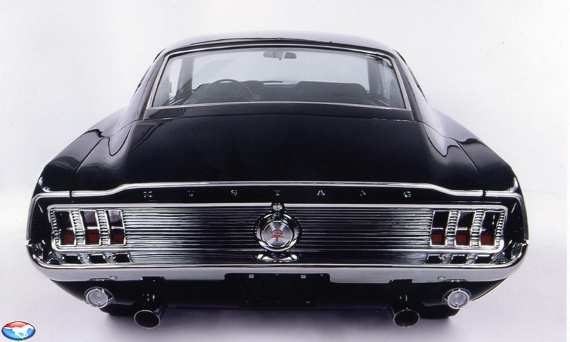 1968 Ford Mustang 390 Gt 2 2 Fastback >> CATÁLOGO AUTO CLÁSICO ; FORD MUSTANG 1968 - AutoClasico