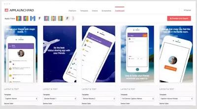 أفضل الأدوات التي تمكنك من تصميم لقطات شاشة خاصة بتطبيقك لمتجري App Store و Google Play بشكل سهل و احترافي