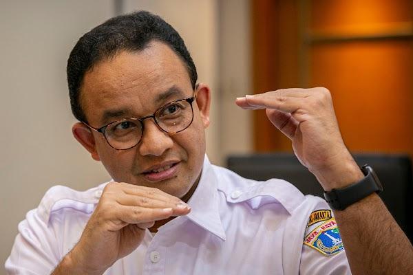 Survei Capres IndexPolitica: Prabowo Dibuntuti Anies, Ganjar Ke-4