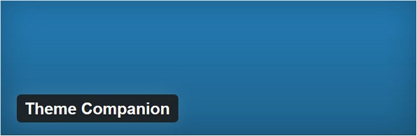 Override theme CSS with Theme Companion pugin