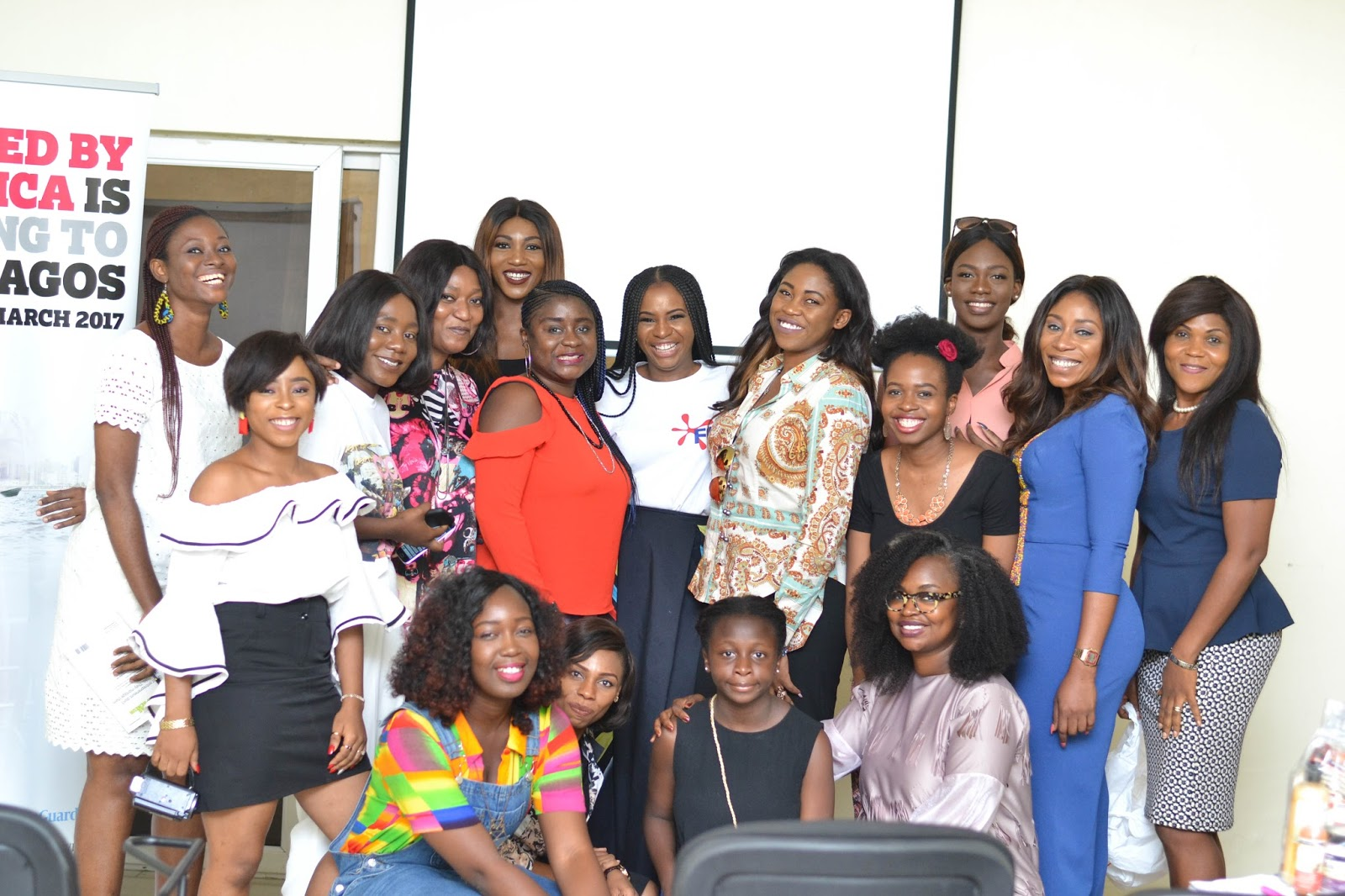 Nigerian Bloggers & Creative Entrepreneurs in Lagos