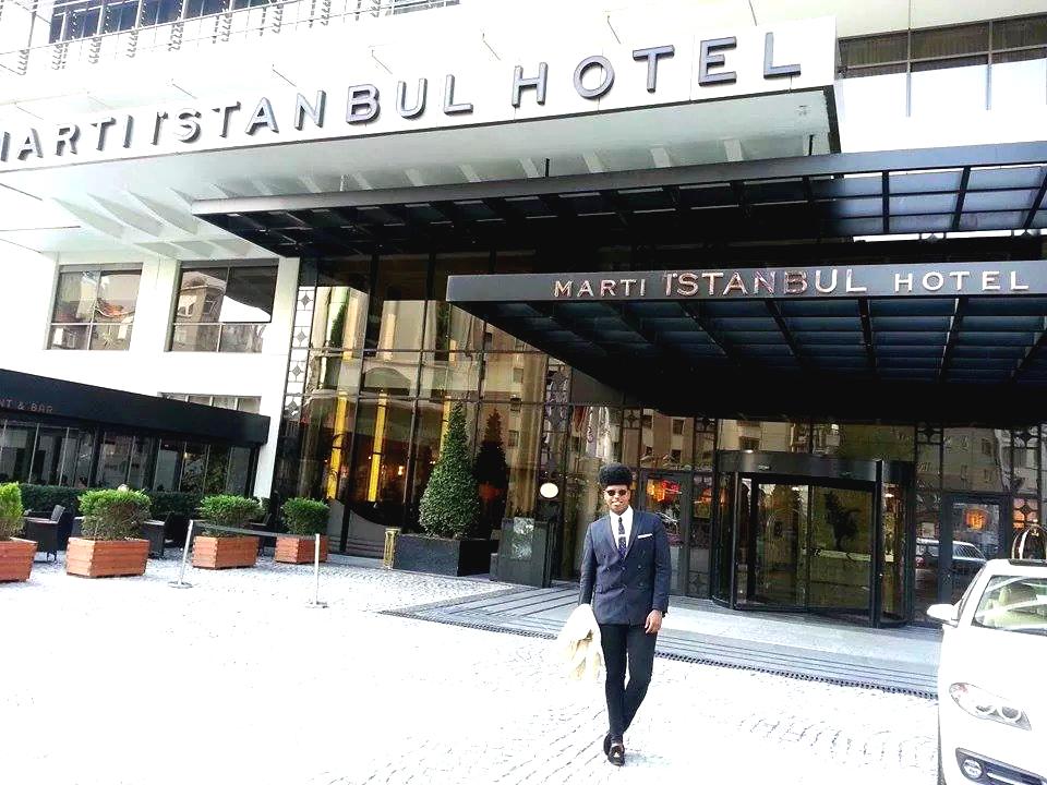 www.martiistanbulhotel.com