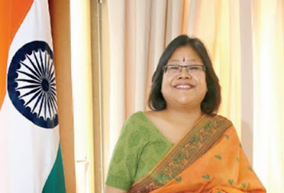Madhumita Hazarika Bhagat appointed as the next High Commissioner of India to the Republic of Cyprus