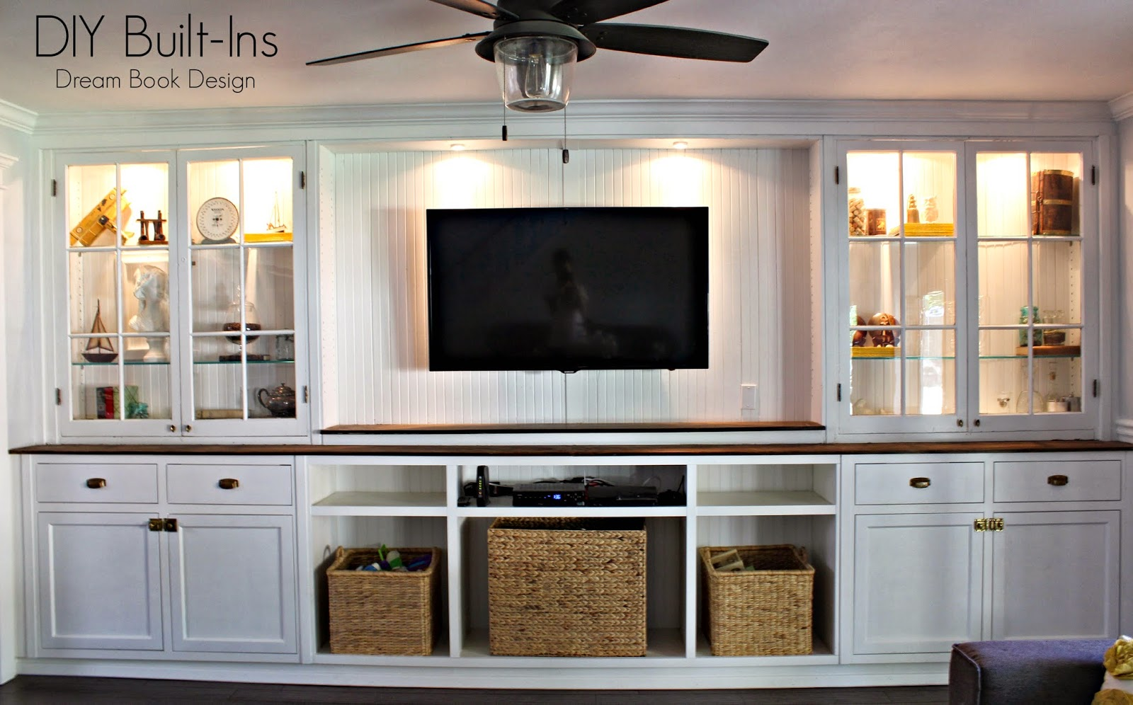 Diy Built In Cabinets PDF Woodworking