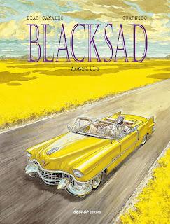 Capa da HQ BlackSad Vol.5