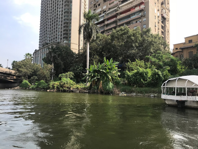 Things to do in Cairo - boat tour
