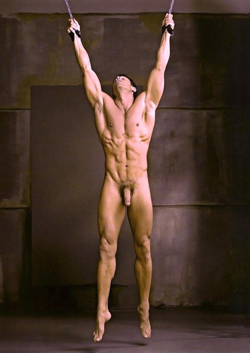 Tei Reikon Beautiful Full Frontal Men, Dick Slips And -8211