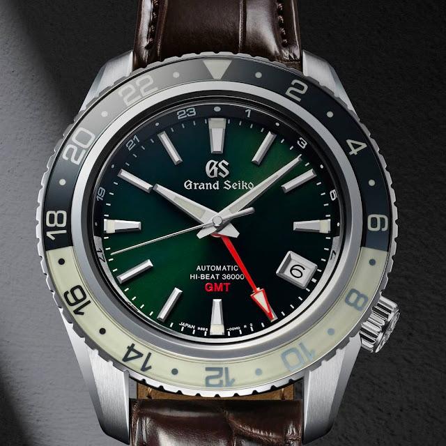 Grand Seiko Sport Collection GMT SBGJ239
