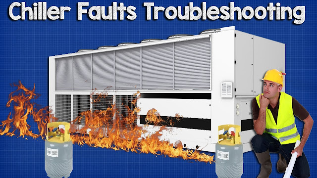 Chiller faults - troubleshooting