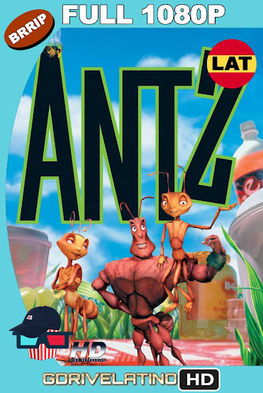 Antz: Hormiguitaz (1998) BRRip 1080p Latino-Ingles MKV