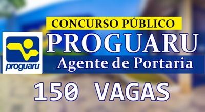 Concurso PROGUARU SP 2018 - Guarulhos