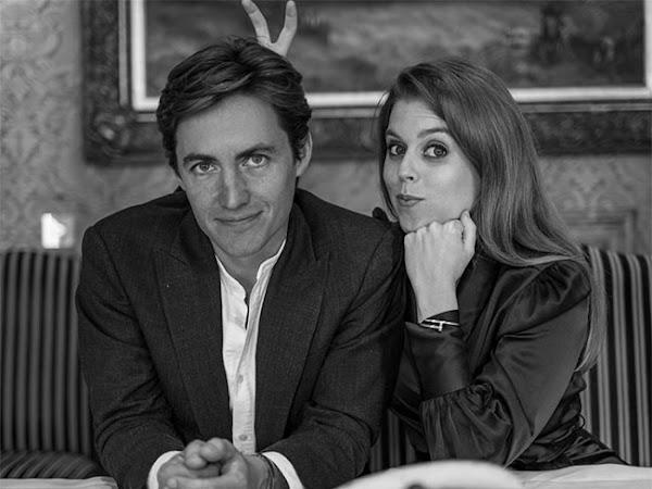 Ogłoszono datę ślubu księżniczki Beatrice z Edoardo Mapelli Mozzi!