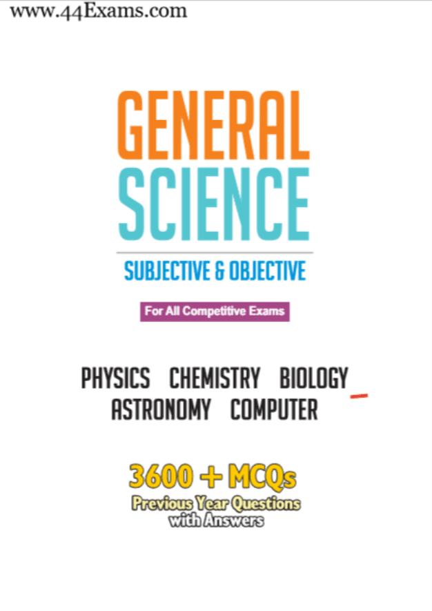 General-Science-Subjective-and-Objective-For-All-Competitive-Exam-PDF-Book