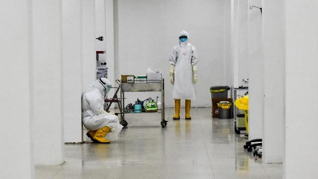 Kematian Tenakes Akibat Corona di RI Terbanyak di Asia, Tertinggi Ketiga Dunia