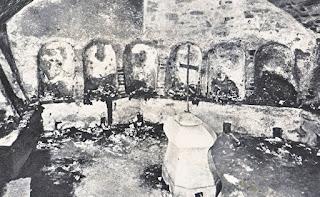 san bernardino ossa cripta