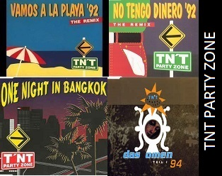 TNT Party Zone együttes