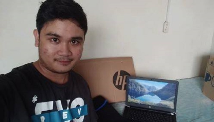 Winner of Free laptop Giveaway August 2019