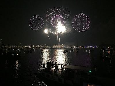 Amsterdam Año Nuevo