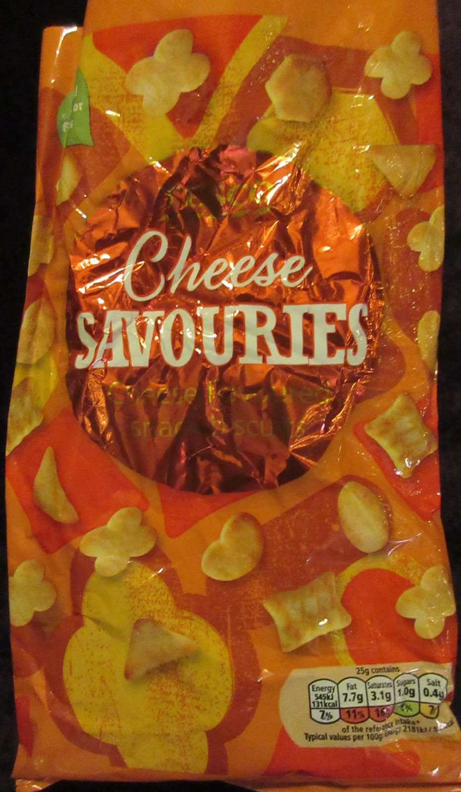 Cheeseburger Crisps & Other Stories: Tesco Cheese Savouries
