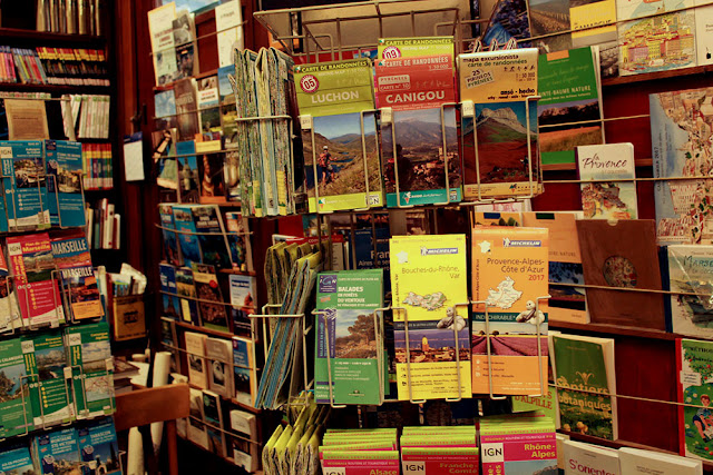 librairie cartes du monde Marseille