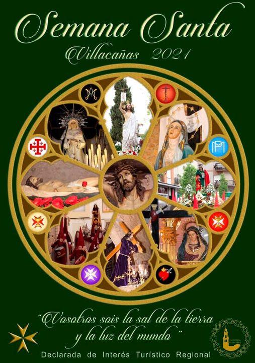 Recopilación de Carteles de la Semana Santa 2021 de localidades fuera de Andalucía: 2º Parte