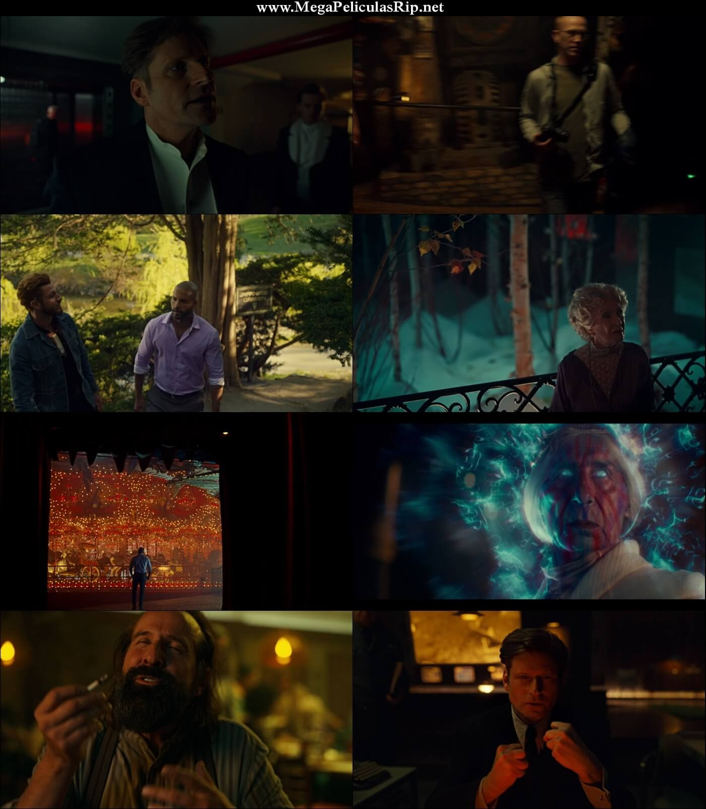 American Gods Temporada 2 1080p Latino