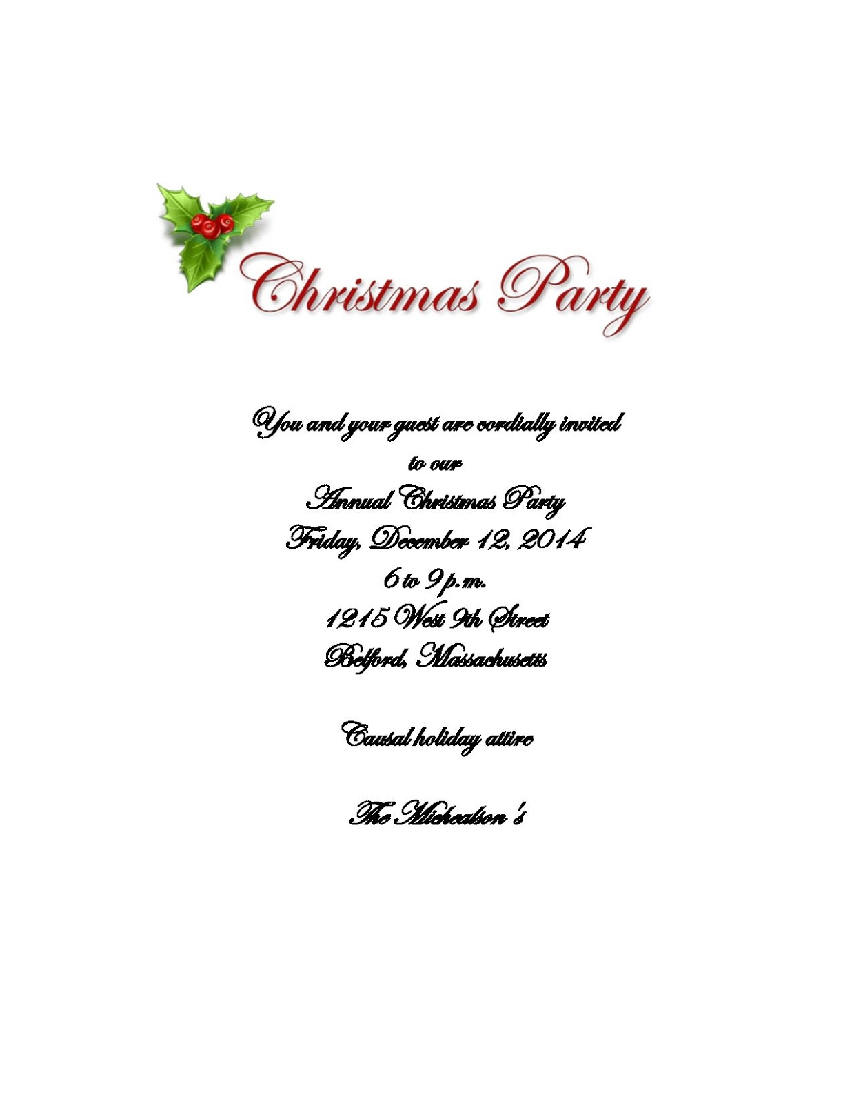 solicitation letter for christmas party - philippin news ...