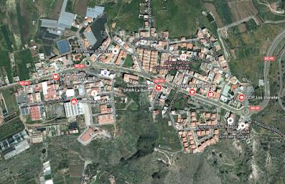 Hombre 80 años grave al caerse de caballo, Valsequillo, Gran Canaria