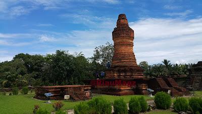 Muara Takus, Candi Terbesar Di Sumatera
