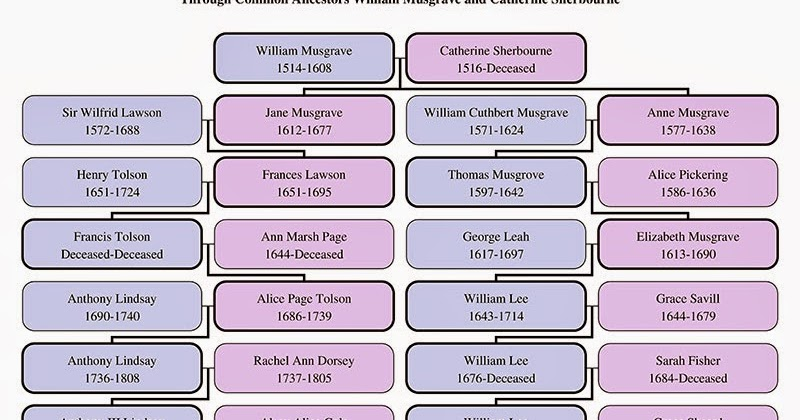 Genealogy Trot Is our family related to the outlaw Jesse James? - family relation tree