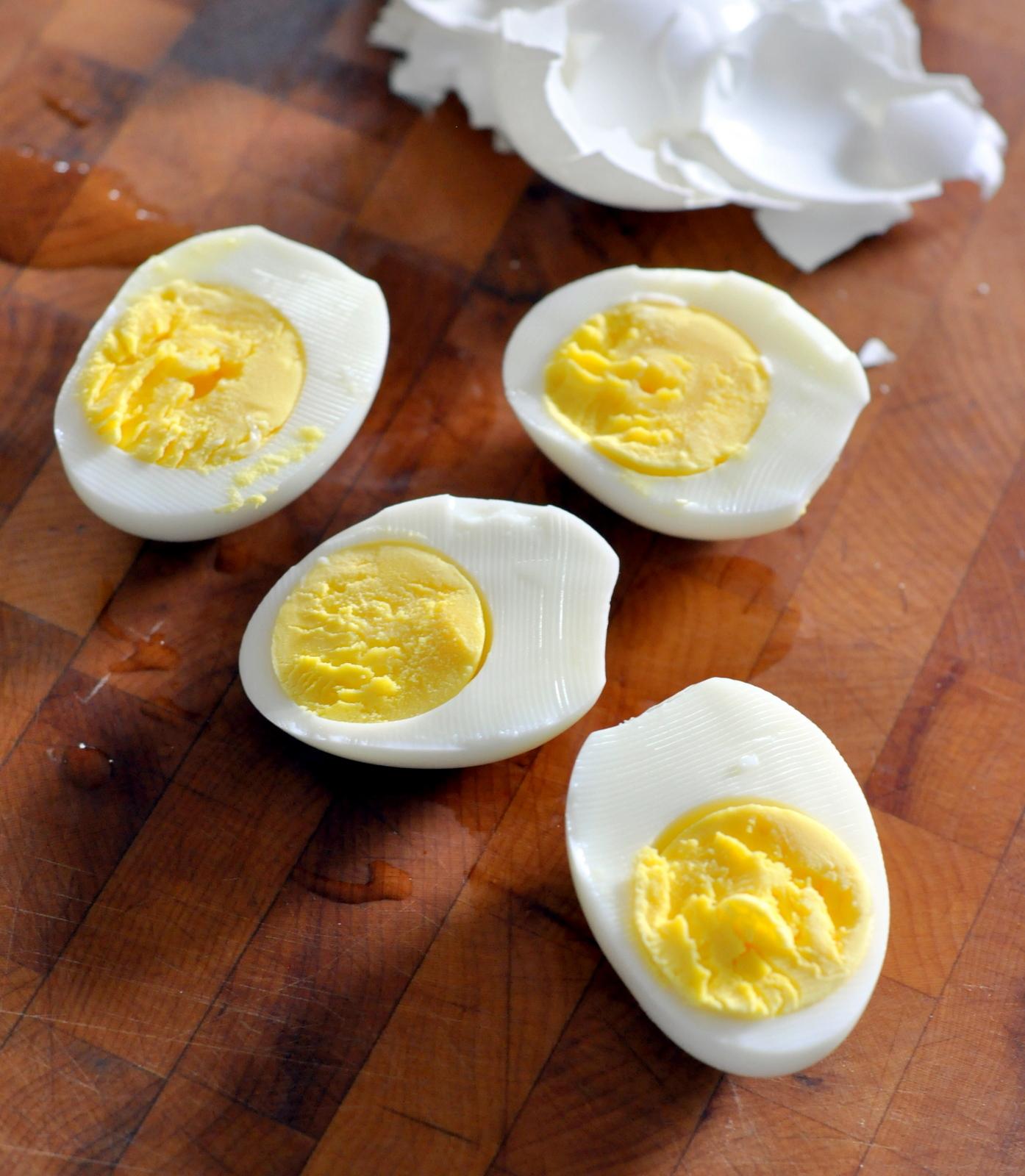 How To: Boil Eggs | Six Secrets on Taste As You Go