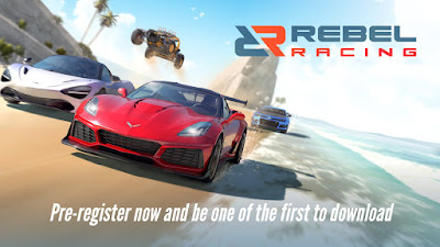 Rebel Racing Apk + OBB Full Download