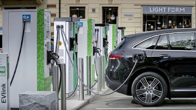 Thinking of buying an electric car? These are the four types that exist