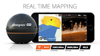 Boat Mode / Real Time Mapping with the Deeper Smart Sonar PRO+/Pro