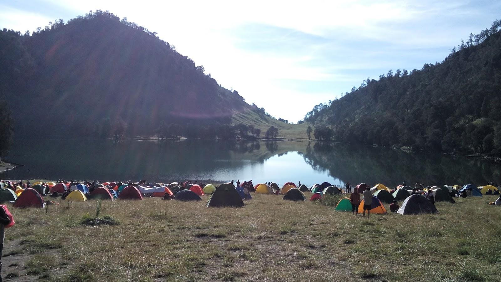 Camping ground di Ranukumbolo