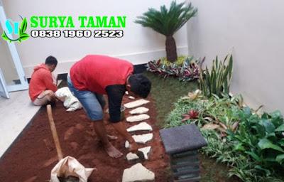 Tukang Taman Villa Bogor - Karadenan | Tukang Rumput Bogor