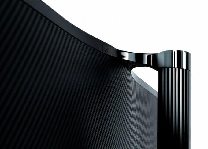 OnePlus CEO Pete Lau Teased Image OF OnePlus TV Swivel Stand Highlights Premium Design