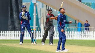 UAE vs USA 2nd T20I 2019 Highlights