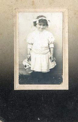 Photo ancienne noir et blanc : Enfants.