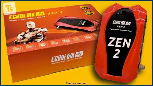جديد جهاز الإستقبال ECHOLINK ZEN 2 والثمن الرسمي في المغرب