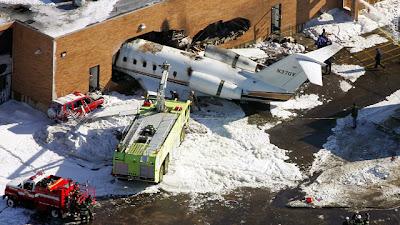 Real Airoplane Crash