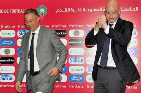 المغاربة والمونديال: الترشح رسميا في مارس والحسم قبل دورة روسيا