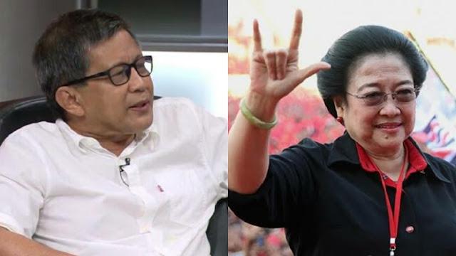 Ramai Isu Radikalisme, PDIP Disebut Ingin Jadi Partai Tunggal, RG: Sepertinya Begitu